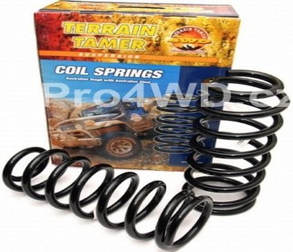 Zadn� p�r zes�len�ch pru�in +100 mm TTCS-1515 Land Cruiser J8 Extreme Off Road